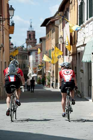 Backroads Tuscany Bike Tours