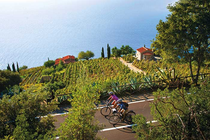 Backroads Tuscan Coast Bike Tours