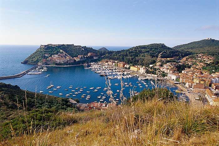 Tuscan Coast Bike Tour