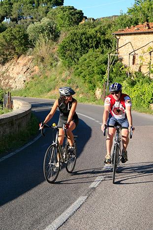 Backroads Tuscan Coast Bike Tour
