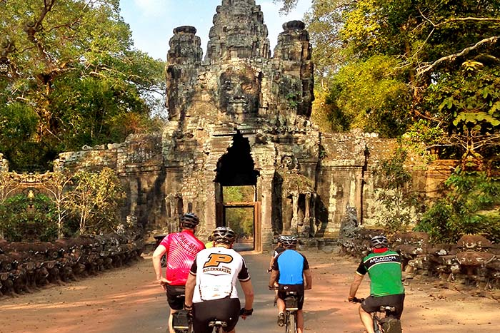 Biking on Backroads Vietnam and Cambodia Bike Tour