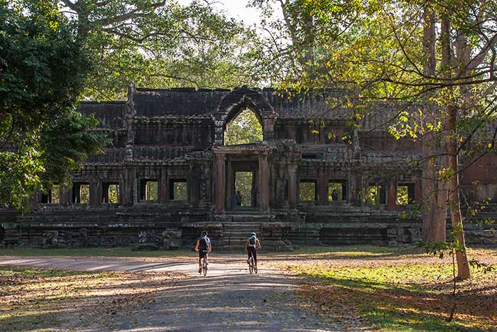Cambodia Family Bike Tour - Older Teens & 20s