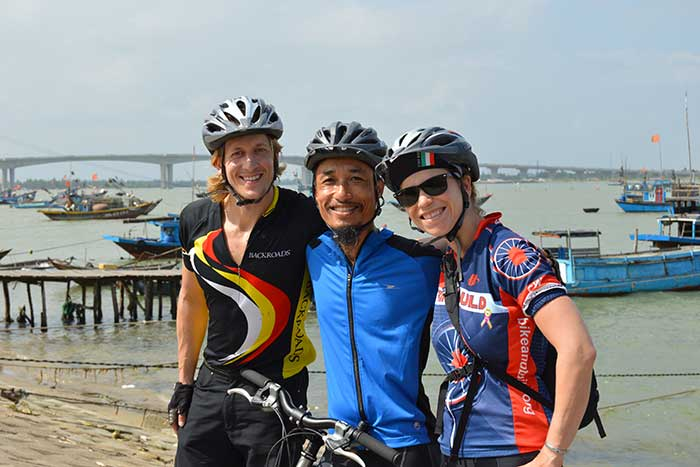 Vietnam Family Bike Tours - Older Teens & 20s