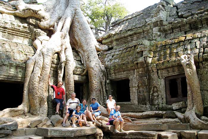 Backroads Vietnam & Cambodia Family Breakaway Bike Tour
