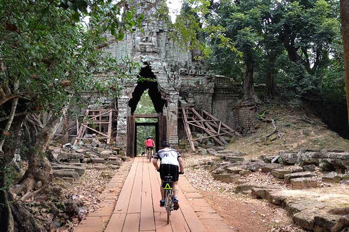 Cambodia Family Bike Tour - Teens & Kids