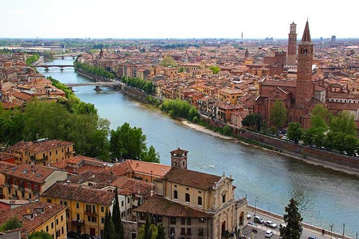 Biking on Backroads Parma to Verona Family Breakaway Bike Tour