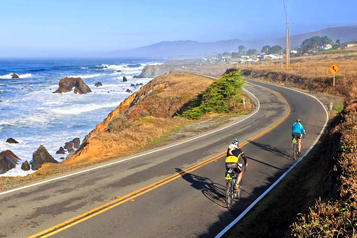 California Wine Country Bike Tours - Sonoma Coast