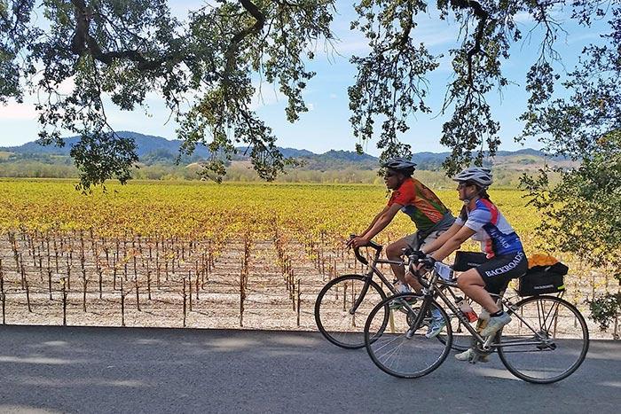 Napa Valley Bike Tours Sonoma Bike Tours California