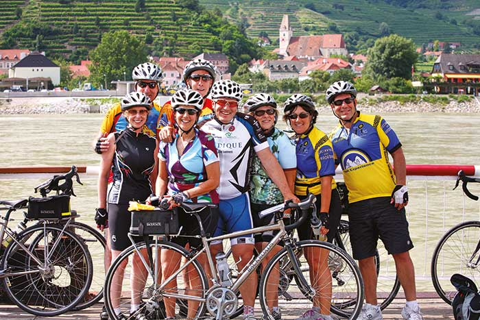 Backroads Czech Republic & Austria Bike Tour