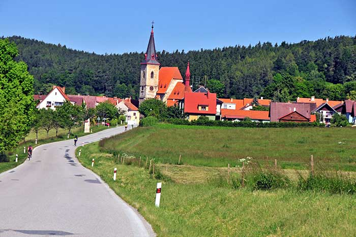 Cheese - Backroads Czech Republic & Austria Bike Tour