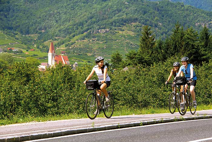 Backroads Czech Republic & Austria Family Bike Tour