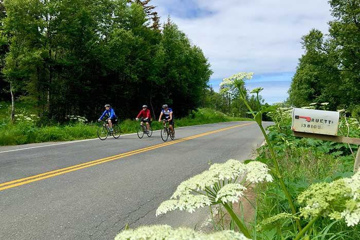 Biking - Alaska's Kenai Peninsula Multisport Adventure Tour