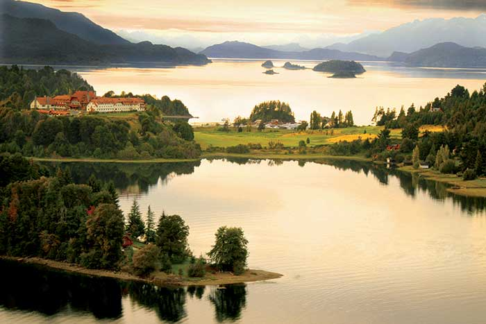 Llao Llao Resort Hotel - Backroads Argentina's Lake District Family Multi-Adventure Tour - Older Teens & 20s