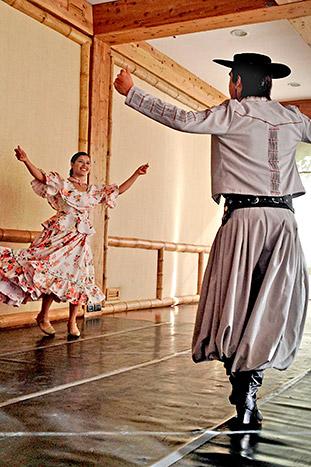 Flamenco Dancers, Argentina