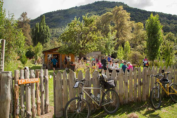 Biking - Argentina's Lake District Family Multi-Adventure Tour