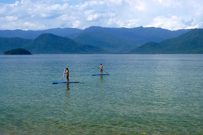 Stand-Up Paddleboarding, Brazil