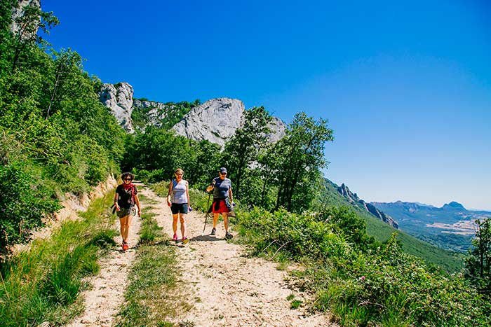 Hiking in Spain's Basque Country