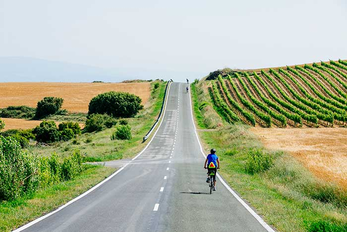 Family Biking on our Basque Country Family Multisport Adventure Tour