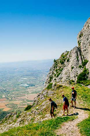 Hiking on Backroads Basque Country Family Multisport Adventure Tour