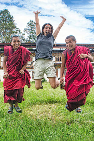 Backroads Bhutan Multi-Adventure Tour