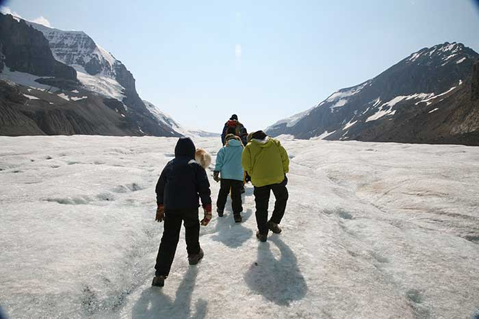Glacier Walking, Canadian Rockies Multi-Adventure Tour