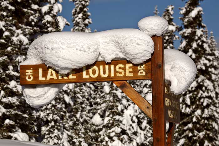 Chateaux Lake Louise - Canadian Rockies Family Snow Adventure Tour – Older Teens & 20s