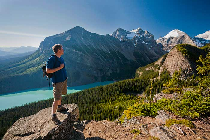 Hiking - Backroads Canadian Rockies Multisport Adventure Tour
