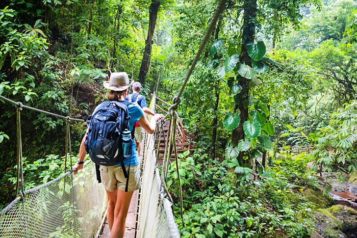 Costa Rica Adventure Tours Hiking Biking Amp Rafting