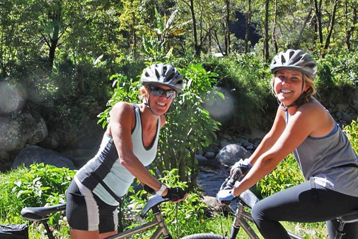 Biking on Backraods Costa Rica Family Multi-Adventure Tour