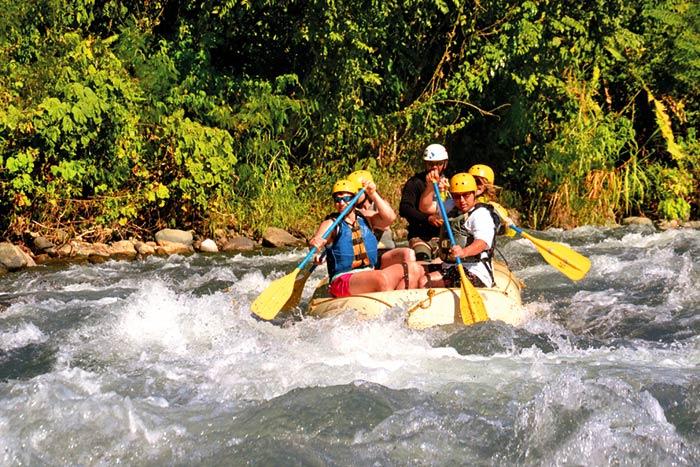 Rafting - Costa Rica Family Multi-Adventure Tour