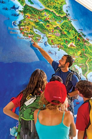 Costa Rica Family Multi-Adventure Tour - Teens & Kids