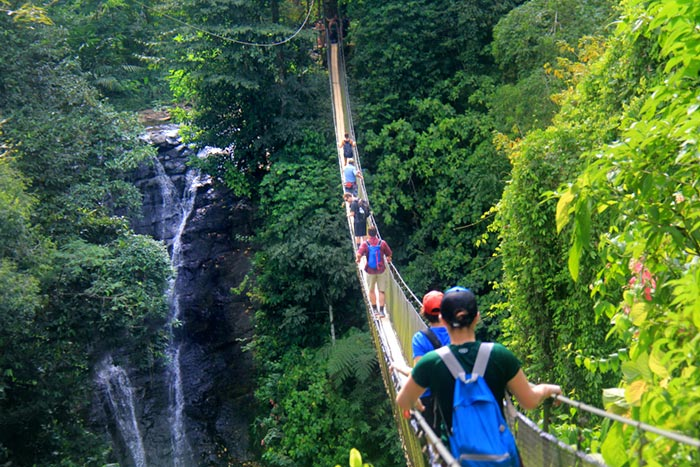 Hiking- Costa Rica Family Multisport Adventure Tour
