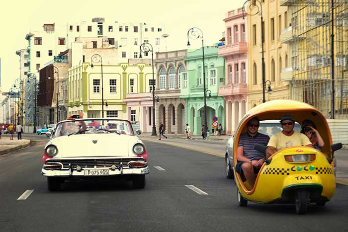 Backroads Cuba People-to-People Multisport Tour
