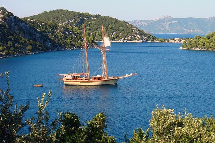 Boat - Backroads Croatia Multi-Adventure Tour
