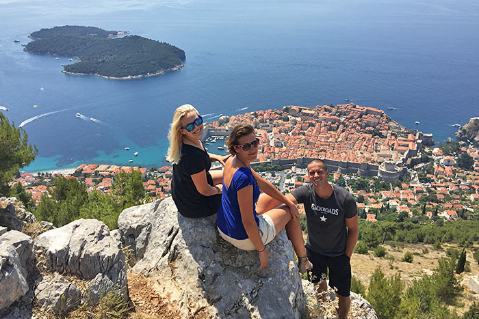 Hiking on Croatia Multi-Adventure Tour