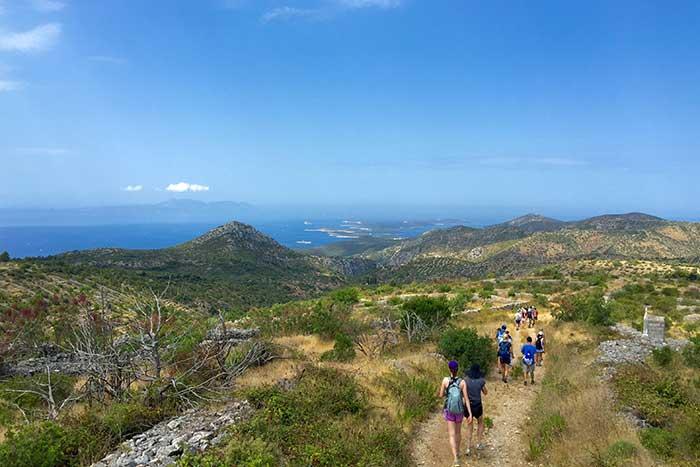 Dalmatian Coast Biking & Hiking Family Tour