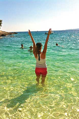 Dalmatian Coast Croatia Family Multisport Tours