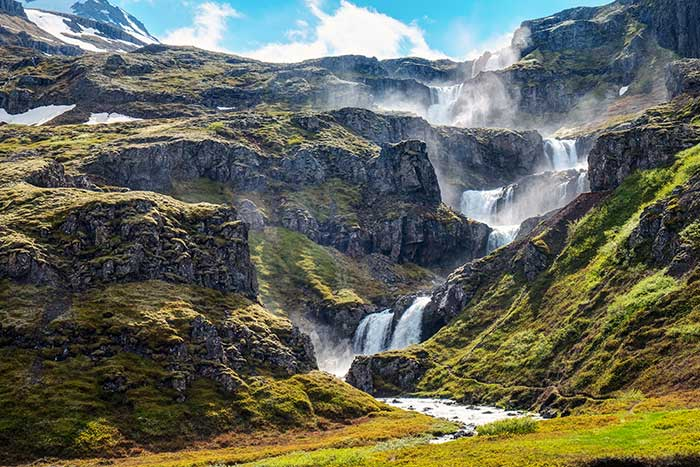 Backroads Eastern Fjords of Iceland Multisport Adventure Tour