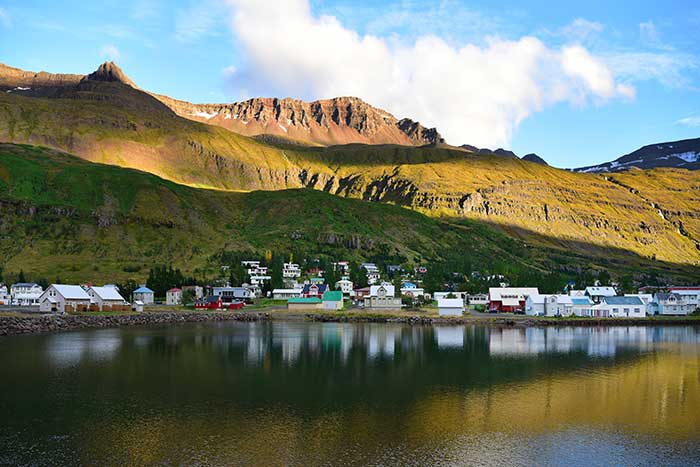 Backroads Iceland Eastern Fjords Multi-Adventure Tour