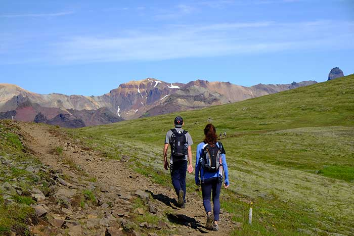 Hiking - Iceland Fjords Family Multi-Adventure Tour