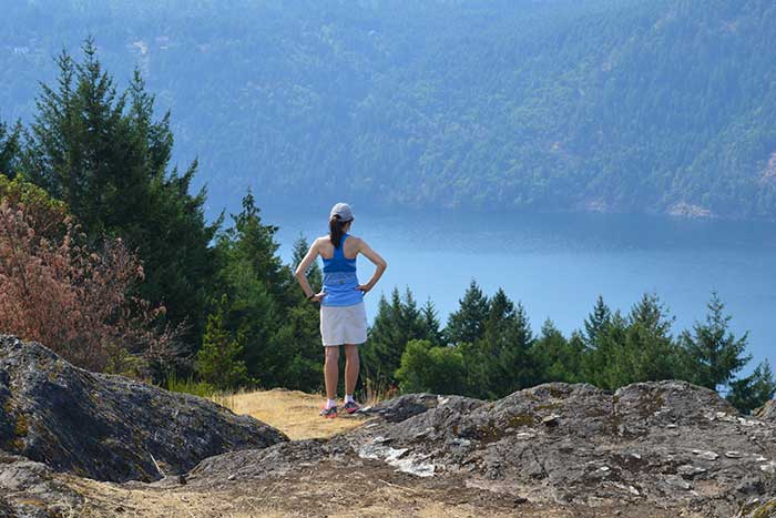 Hiking - Gulf Islands Multisport Tour