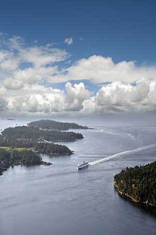 Backroads Victoria, Vancouver Island and Gulf Islands Family Multisport Adventure Tour