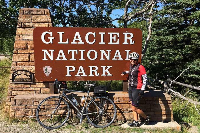 Biking - Glacier & Waterton Lakes Family Multi-Adventure Camping Tour