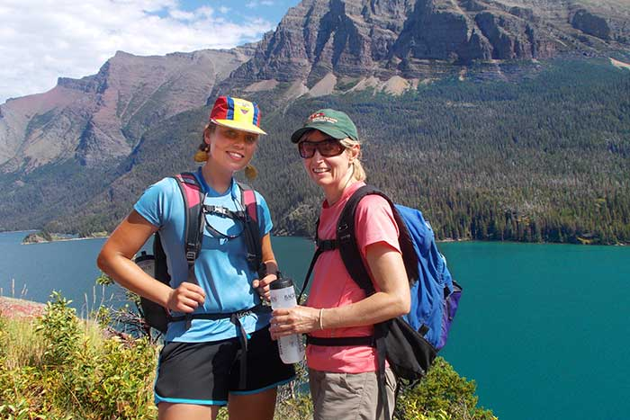 Big Horn Sheep - Glacier & Waterton Lakes Family Multi-Adventure Camping Tour