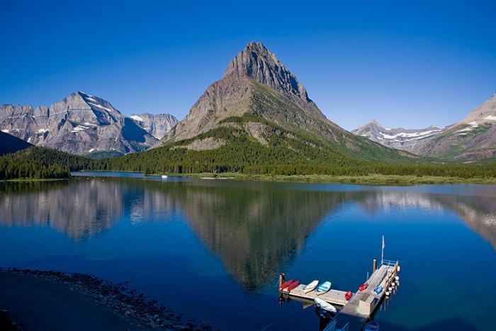 Mountain Goat - Backroads Glacier & Waterton Lakes Family Multisport Adventure Tour