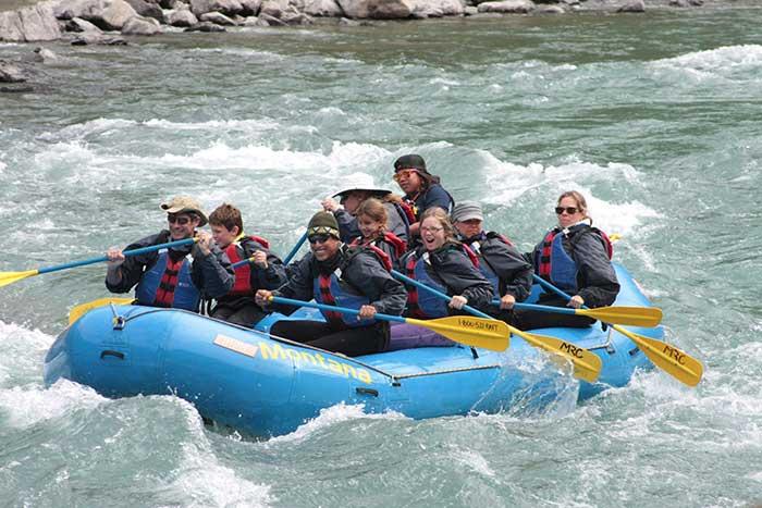 Butterfly - Backroads Glacier & Waterton Lakes Family Multisport Adventure Tour
