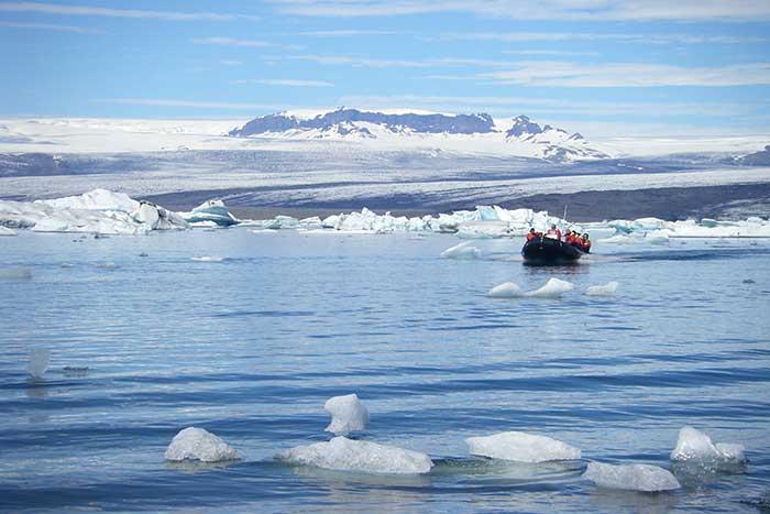 Zodiac - Iceland Multi-Adventure Tour