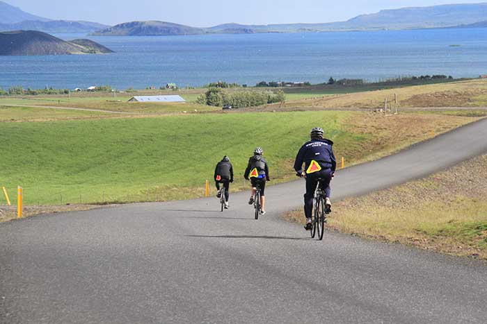 Biking on Backroads Iceland Family Multisport Adventure Tour