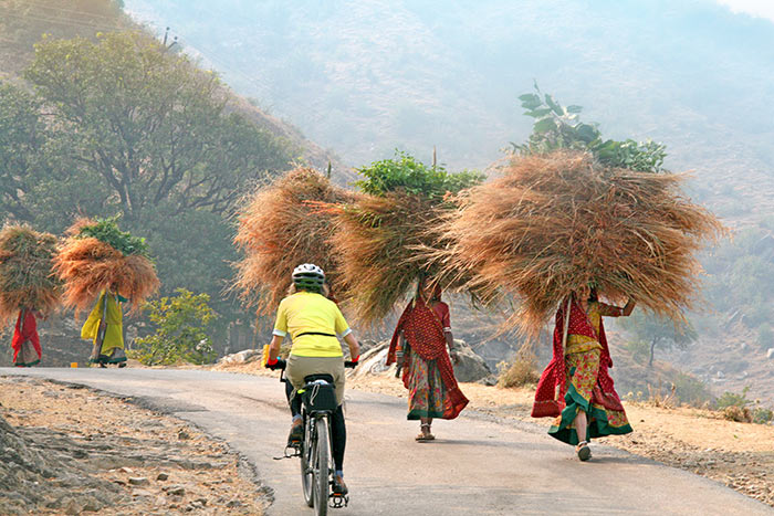 Biking - India Multisport Adventure Tours