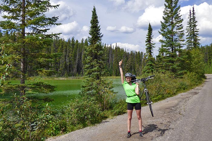 Biking - Backroads Canadian Rockies Family Breakaway Multisport Adventure Tour